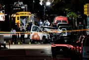 New York terrorist attack: Note found that references Islamic State