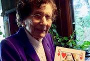 Magician June Horowitz, 104, blazed a trail for women