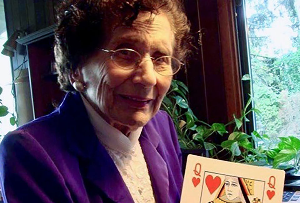 Female magician June Horowitz died at 104 years old on June 27, 2018. She blazed a trail for other women magicians.