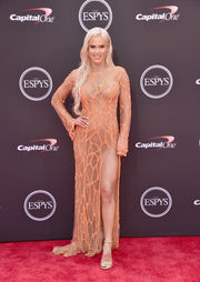 ESPY Awards 2018: Fashions, photos as athletes and celebrities hit the red carpet