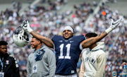 Penn State's top-five Class of 2018 introduced at Blue-White game