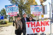 Massachusetts Gov. Charlie Baker's campaign strips arrested Fall River mayor Jasiel Correia's endorsement from website