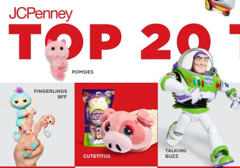 More Hot Holiday Toys Here Are J C Penney S Top 20 For The 2018