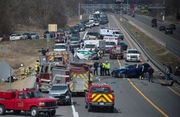 Alcohol a factor in double fatal wrong-way crash on US-23, police say