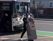 NJ Transit shared a funny video, asking for captions. It got more than it bargained for.