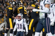 Chris Boswell comes back from 'a loss for words' vs. New England Patriots