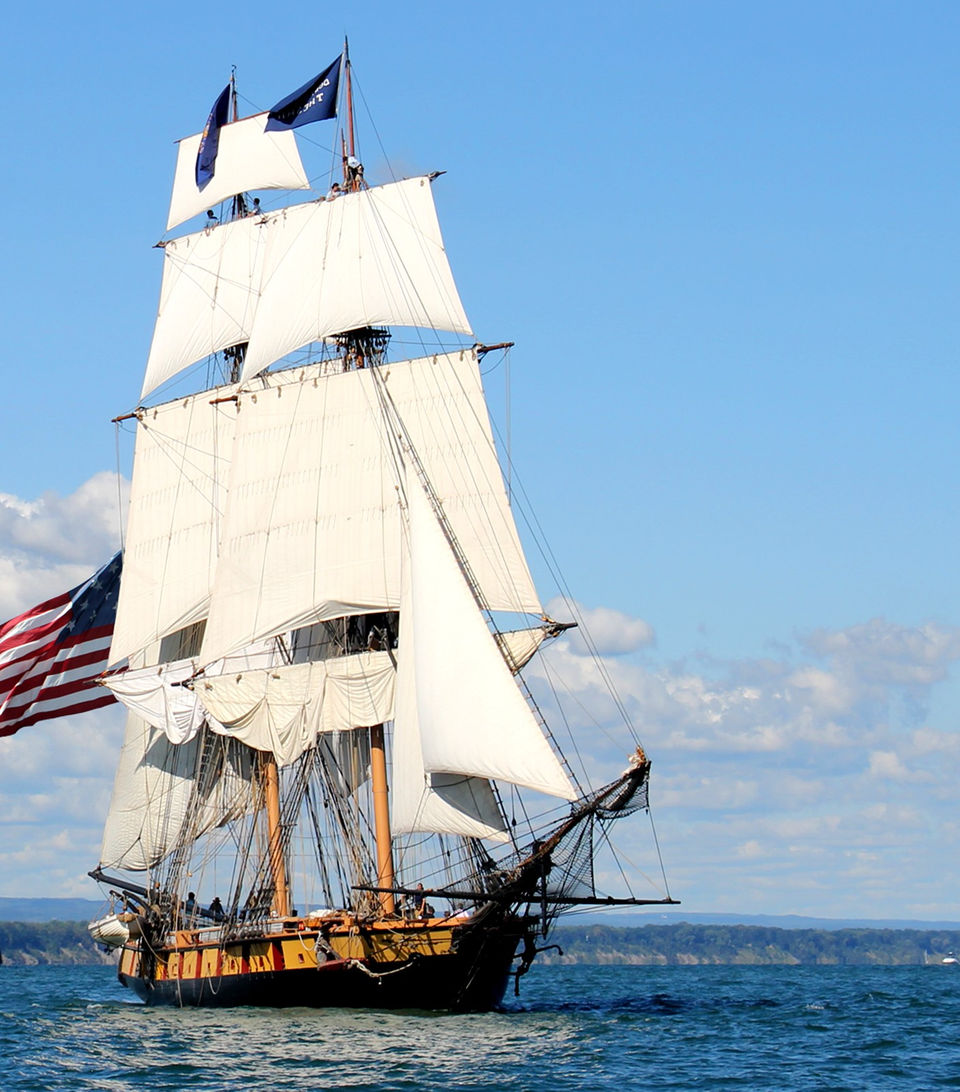 U.S. Brig Niagara is symbol of Battle of Lake Erie: Tall Ships Cleveland Countdown Week 7