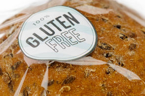 Gluten Free. For people with celiac disease, gluten intolerance and gluten sensitivity, it's best to avoid gluten across the board. But gluten isn't inherently a bad thing. A naturally occurring protein found in wheat and other grains, gluten gives baked goods the texture we've come to expect, and food makers may use gluten to boost the protein content of foods. Unfortunately, many of the gluten-free varieties of popular foods, such as pizza, wraps, breads and crackers, aren't any better nutritionally than their gluten-containing counterparts. That's because gluten-free-yet-low-nutrient flours and starches are often used, like white potato, white rice, corn and tapioca.  If you're in the market for gluten-free alternatives to these wheat-based favorites, look for gluten-free products that are centered on wholesome grains, legumes and flours like almond flour, coconut flour, beans, quinoa and amaranth.