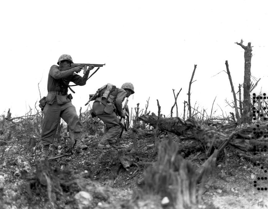 Marine recalls fight for Okinawa, last major battle of World War II