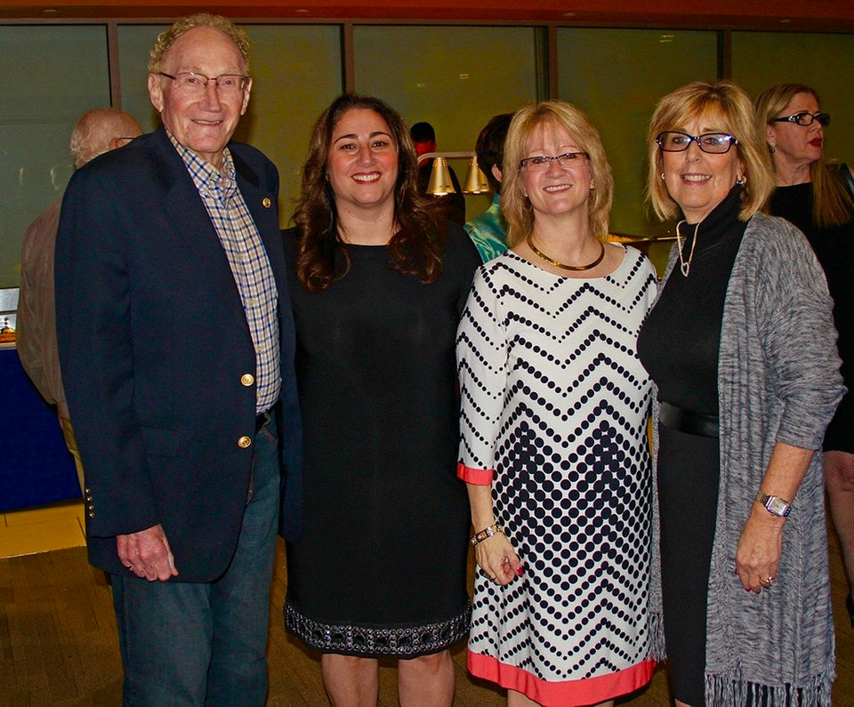 'Jews and Justice,' an evening with Judge Philip Straniere, honoring Jack Stern at JCC