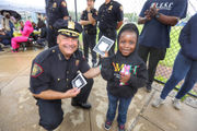New program encourages kids to C.H.A.T. with cops, firefighters