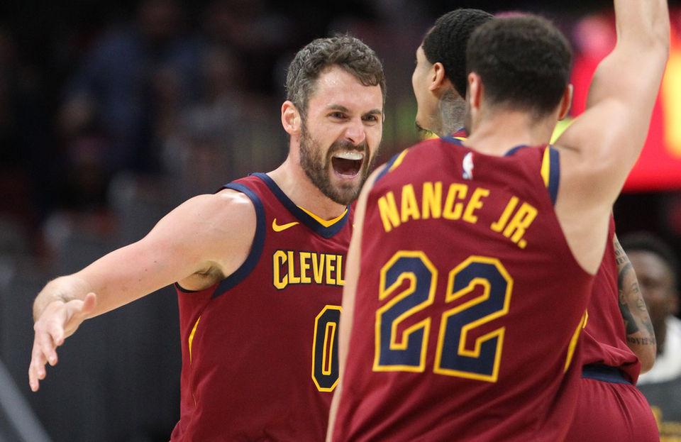 quality design 9da11 62fdb Cleveland Cavaliers 2019-20 schedule: LeBron James' return ...