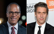 Who are America's most trusted TV news anchors?