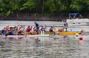 Pioneer Valley Riverfront Club hosts 6th Springfield Dragon Boat Festival