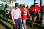 Georgia golfer makes good on bet with Justin Thomas, turns Alabama's CFP win into fundraiser