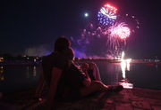 Fourth of July 2018 fireworks schedule for Massachusetts