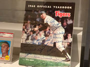 Rare baseball collection at the DIA honors the 1968 Tigers World Series champs