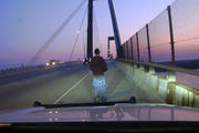 Man who jumped from Hale Boggs Bridge 'tentatively' ID'd