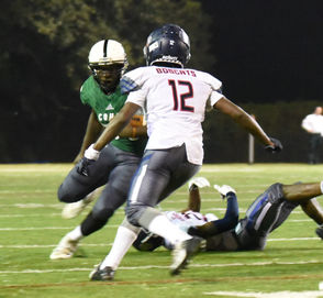 Cohen took on KIPP in a District 9-3A battle at Pan American Stadium in the eighth week of prep football.