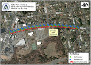 Traffic advisory: Sewer projects target Liberty, Parker streets in Springfield