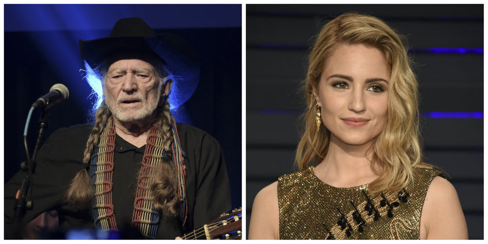 Today's famous birthdays list for April 30, 2019 includes celebrities Willie Nelson and Dianna Agron