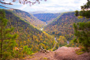 11 breathtaking overlooks you can drive to in Pa. for fall foliage