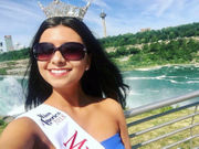 Staten Island pageant queens visit Niagara Falls before Miss NY competition