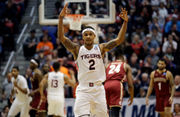 Auburn won ugly, but style points don't matter in this NCAA Tournament