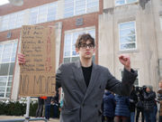 National School Walkout: Northampton students protest inaction on gun violence, safety (photos, video)