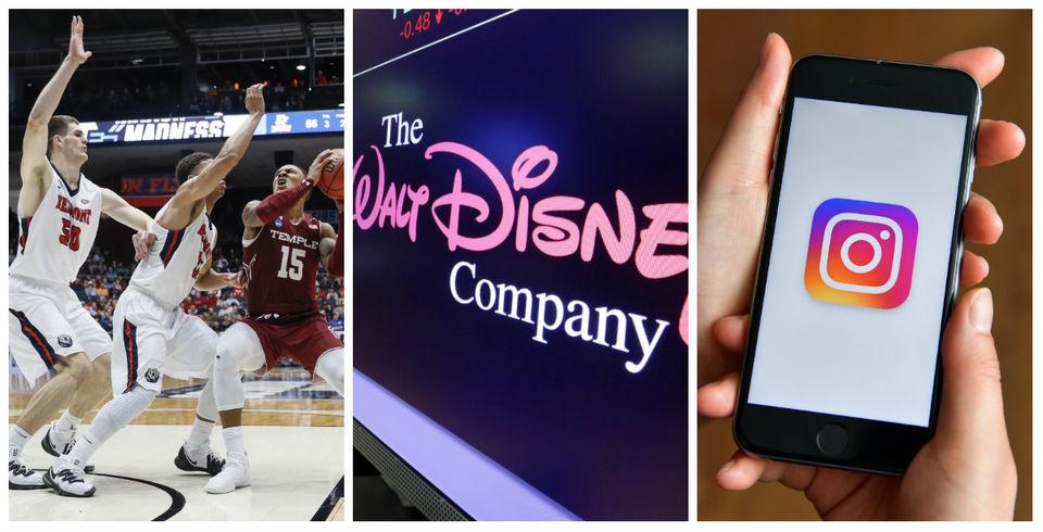 Belmont wins, Disney seals Fox deal, new Instagram feature & more: What's trending today