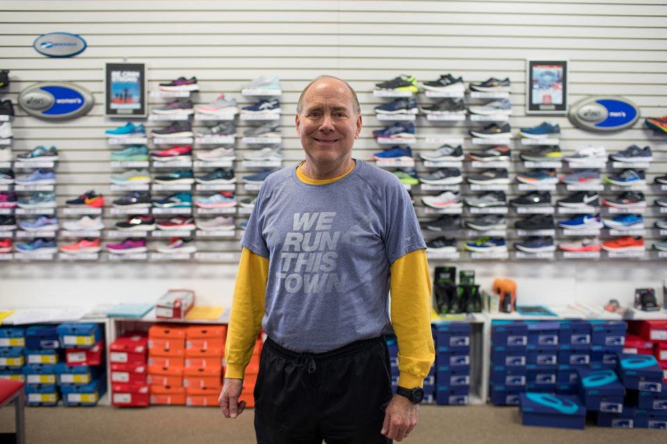Michigan man preparing to run in 50th consecutive Boston
