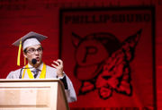 Phillipsburg High School graduation 2018 (PHOTOS)