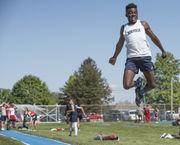 Division 1 track and field regional brings out best in state hopefuls