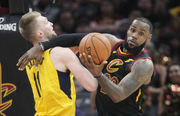 Cleveland Cavaliers Playoff Scribbles: Not ready for intensity? Why? -- Terry Pluto (photos)