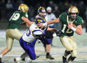Lumen Christi displays championship form in regional title victory over Blissfield