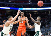 Syracuse basketball stuns Michigan State, advances to Sweet 16