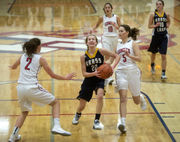 Vote for the first Jackson area girls basketball Player of the Week