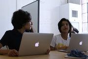 Hoboken school: Girls know the code, too