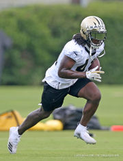 Could new NFL kickoff rules give Saints' Alvin Kamara more chances to score?