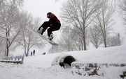 How much snow did we get? Snow totals for Massachusetts on Tuesday, March 13
