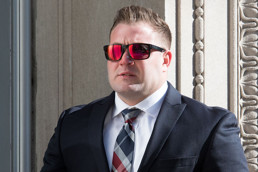 Ex-Jersey City cop who admitted guilt in bribery scheme is spared prison