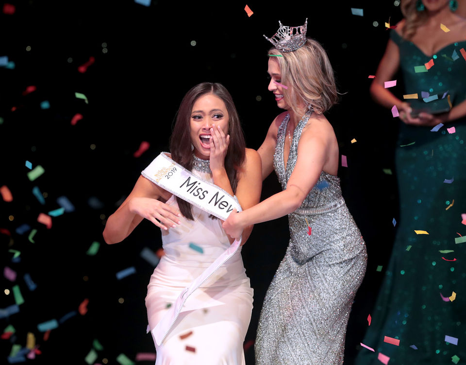 Miss New Jersey 2020 Contestants Miss New Jersey 2019 is crownedand she is a 'Karaoke Superstar