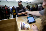 Marijuana sales begin in Massachusetts: Dispatches from the first day of sales on the East Coast