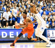 You Grade the Orange: Rate Syracuse basketball performance at Duke