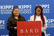 These 45 KIPP students can earn college degrees through a new Bard College program