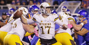 Josh Allen evokes Ben Roethlisberger, says one Wyoming assistant who would know