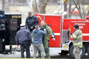 Springfield man with metal detector unearthsartillery shell in North End (photos, video)