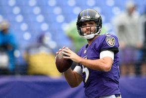 The Ravens (1-1) host the Denver Broncos (2-0) on a rainy Sunday at M&T Bank Stadium.