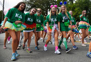Alabama Homecoming 2018: Sororities bring energy, costumes and more to parade