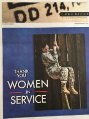 Veterans' stories don't end with military discharge in the DD214 Chronicle (photos,video)